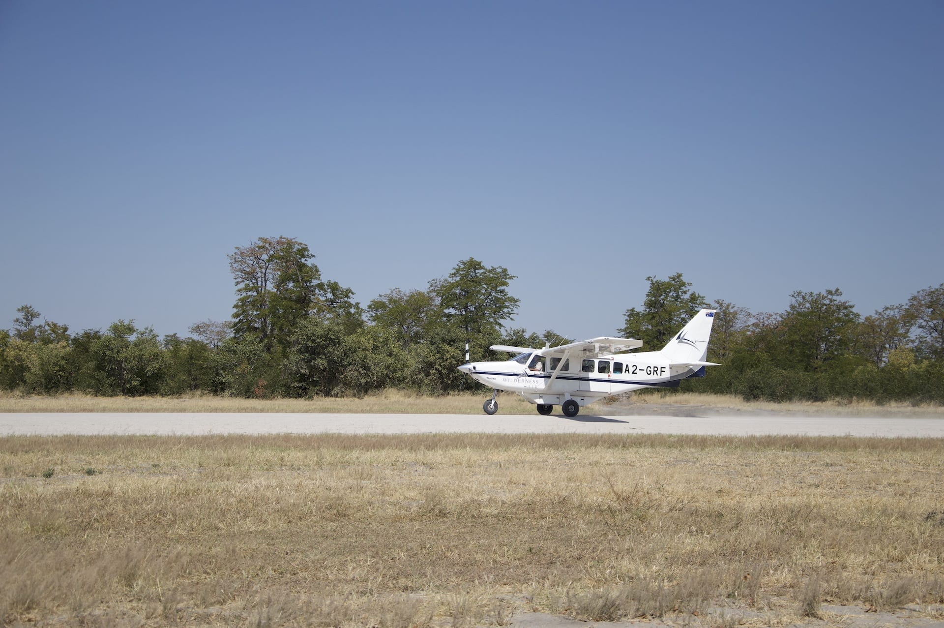 Algemeen - BW - safari - vliegtuig kopie