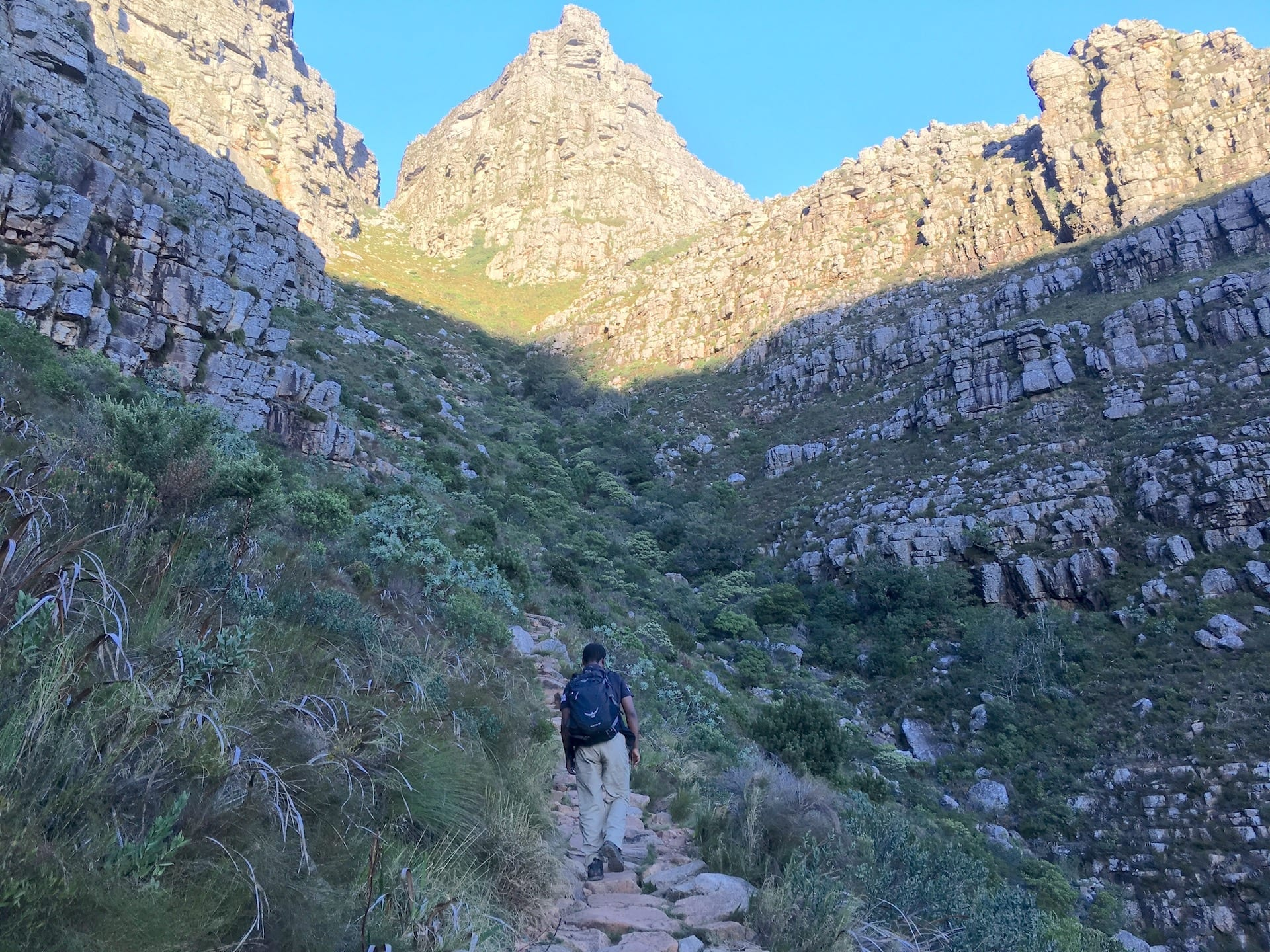 ACTIEF - ALGEMEEN - Hike Table Mountain IMG_0477