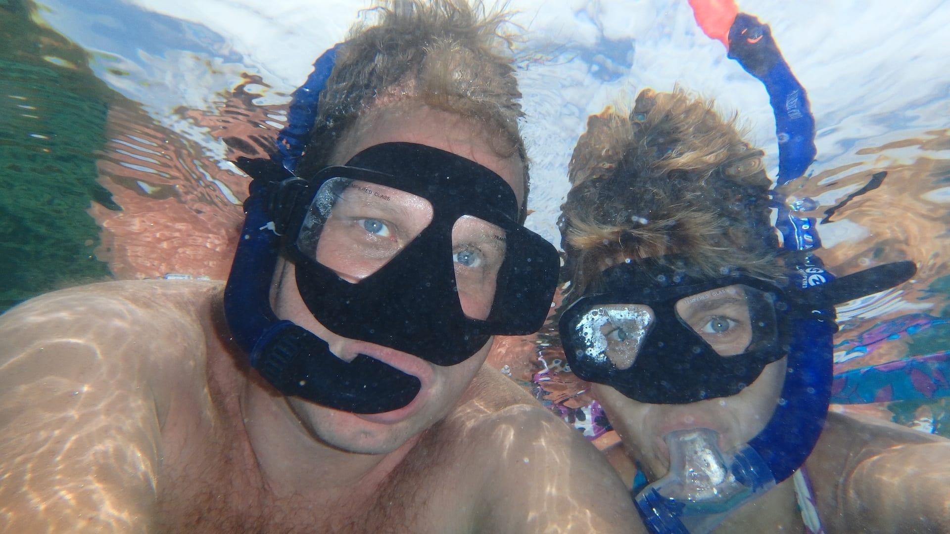ACIEF - ALGEMEEN - snorkelen op mauritius