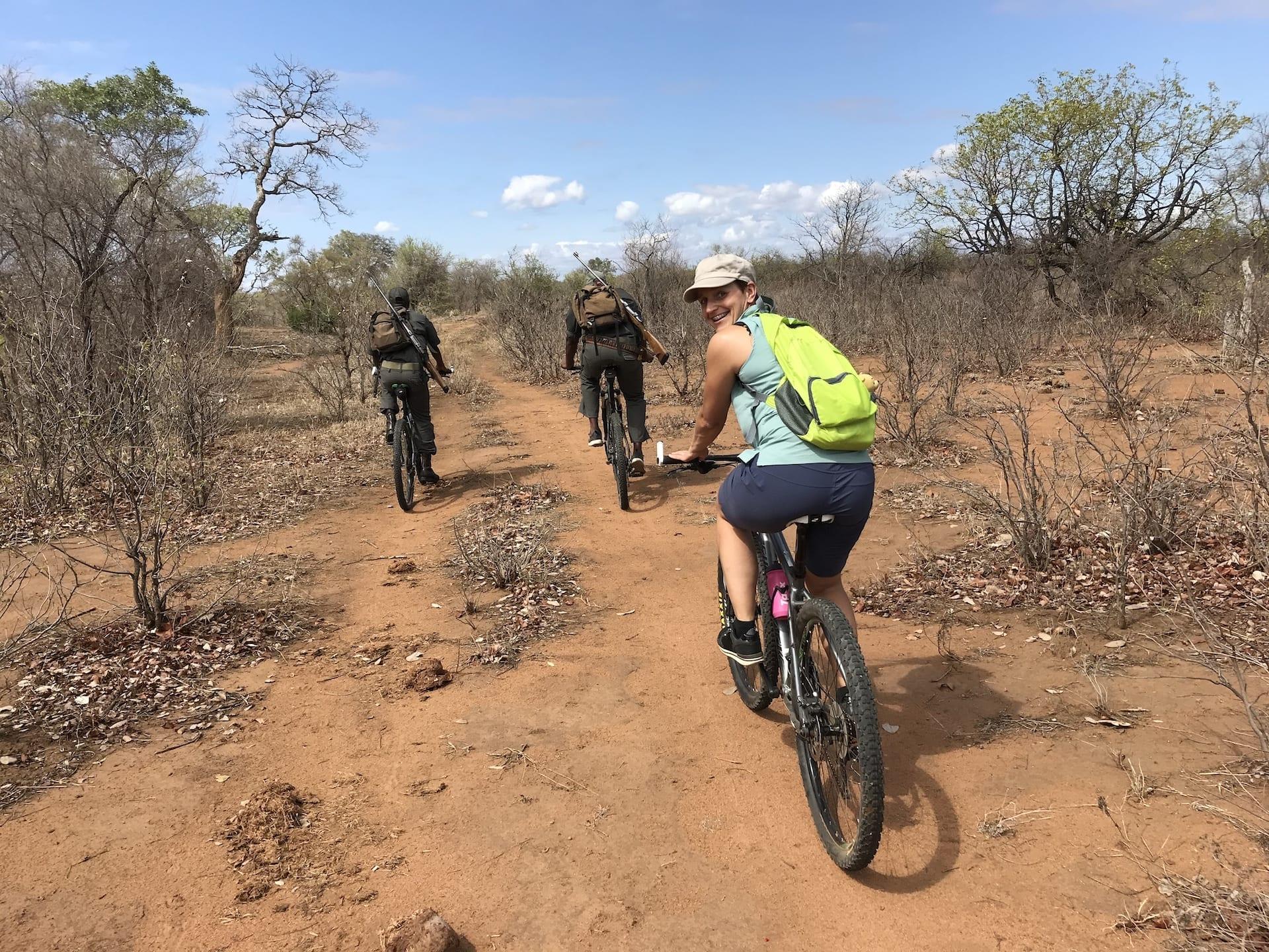 ACTIEF - ALGEMEEN - ZA - Kruger - Mountain bike excursion - lein 2