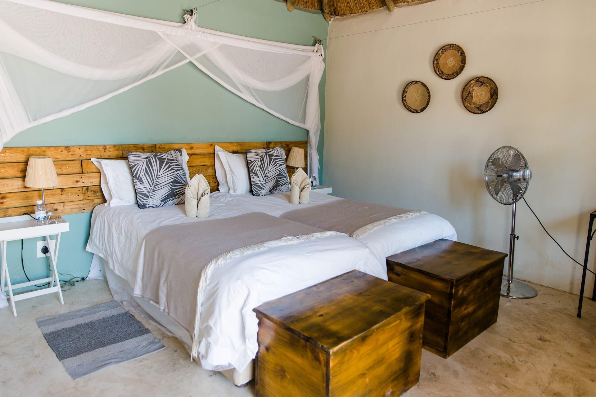 ALGEMEEN - Bushways - Khwai guesthouse - KN2B0057-2- BW6