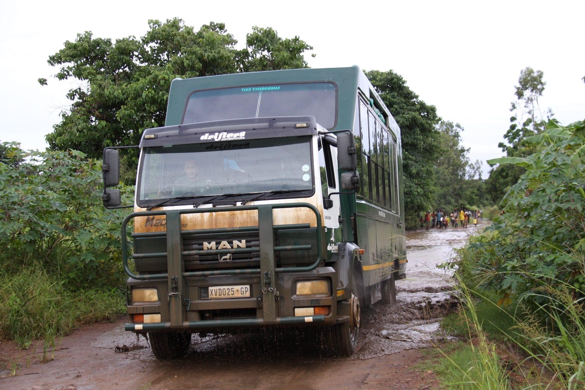 ALGEMEEN - Drifters Truck in East Africa - KEN 2