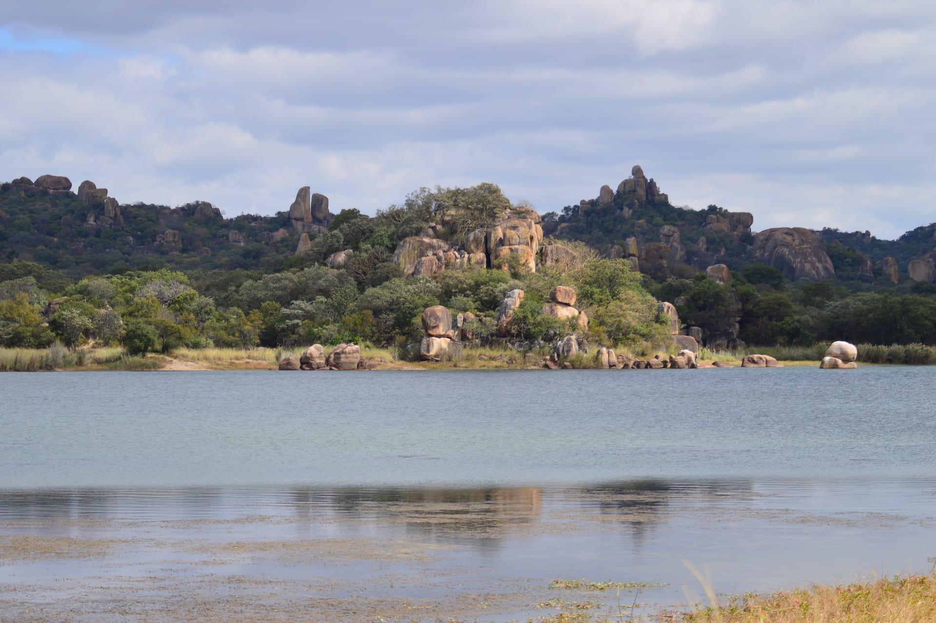 ALGEMEEN - ZIM - Matobo Hill0175