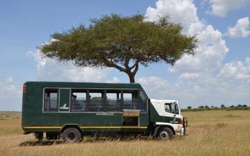BANNER REISIDEE - Serengeti kopie - KEN 2