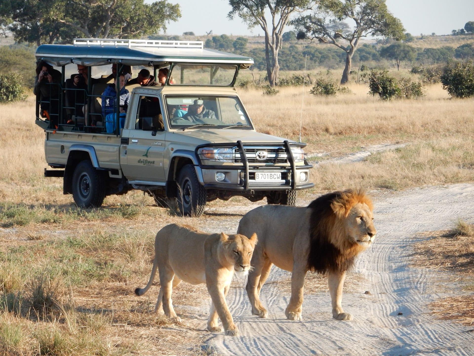 FOTO 5 - Botswana CAMPING Tour 2