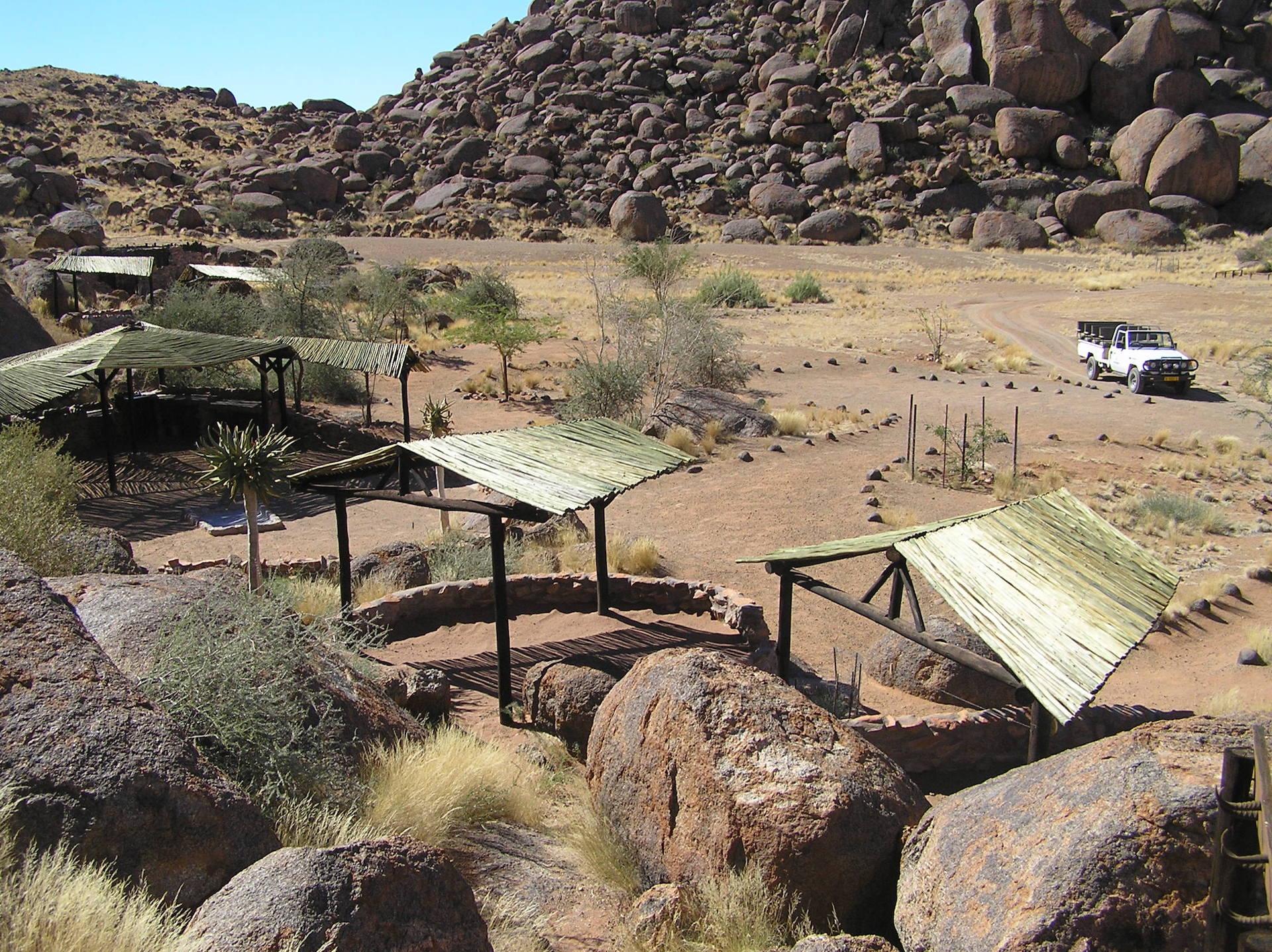 NAM 5 - ALGEMEEN - Drifters Desert Camp