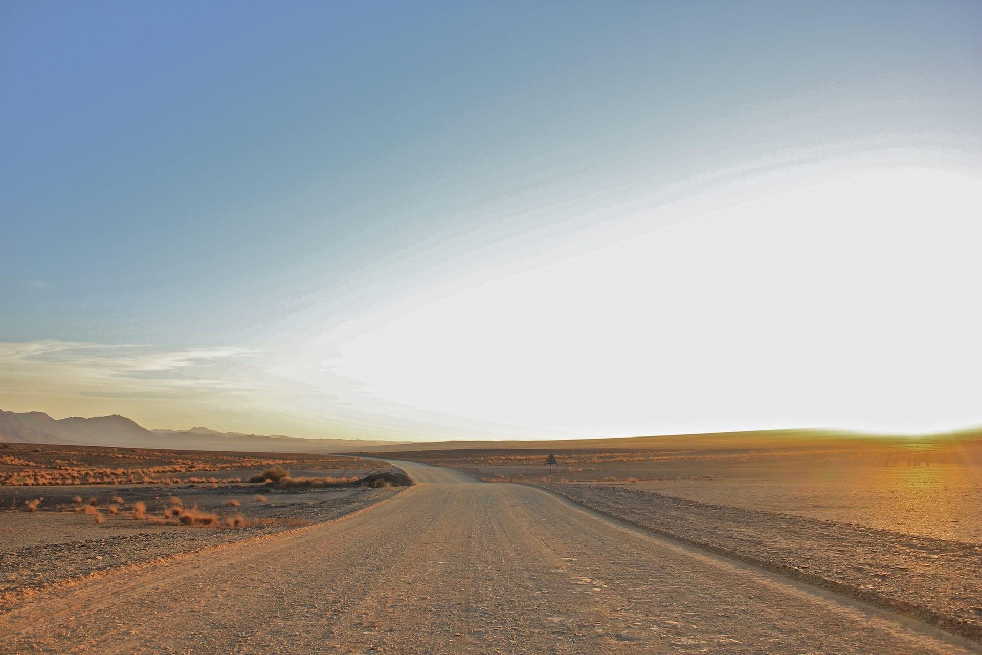 NAM 5 - ALGEMEEN - wegen Namibia