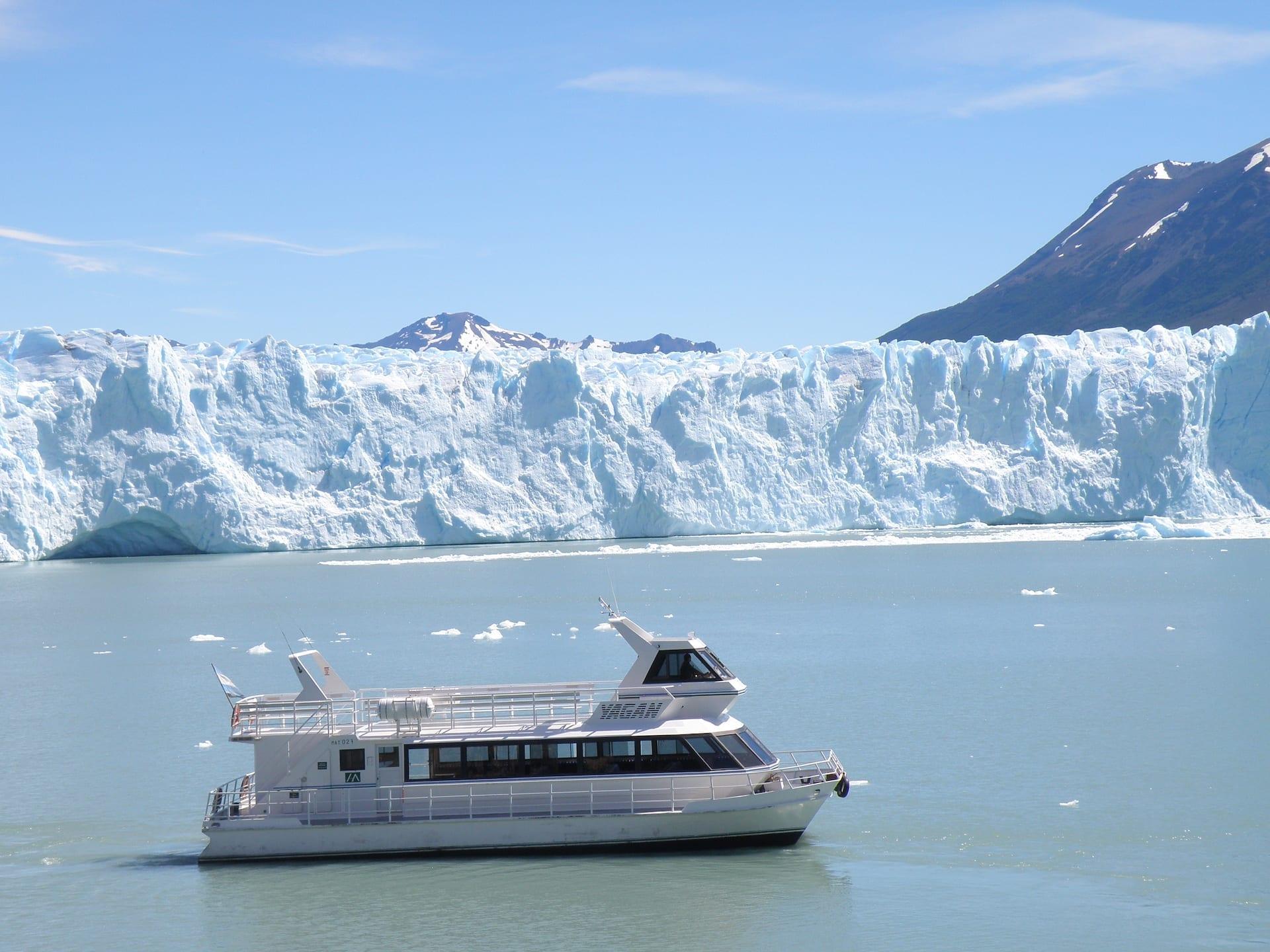 OVERIGE LANDEN - ALGEMEEN - Perito Moreno gletsjer, Argentinië