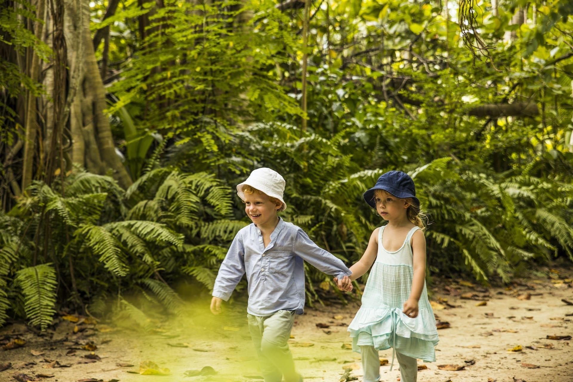 # FOTO - Denis - Kids Forest walk