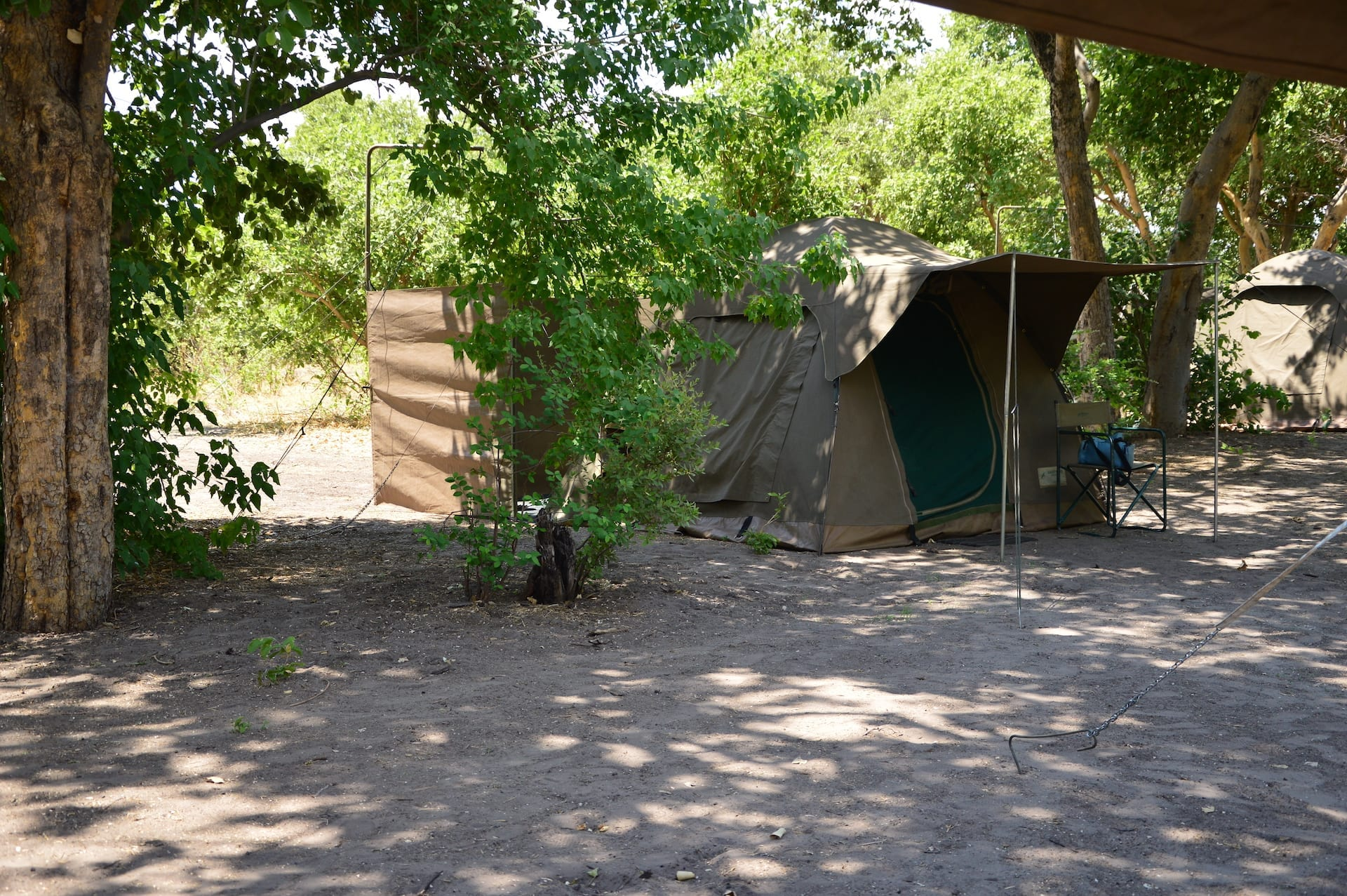 Bushways Fully Serviced Camping