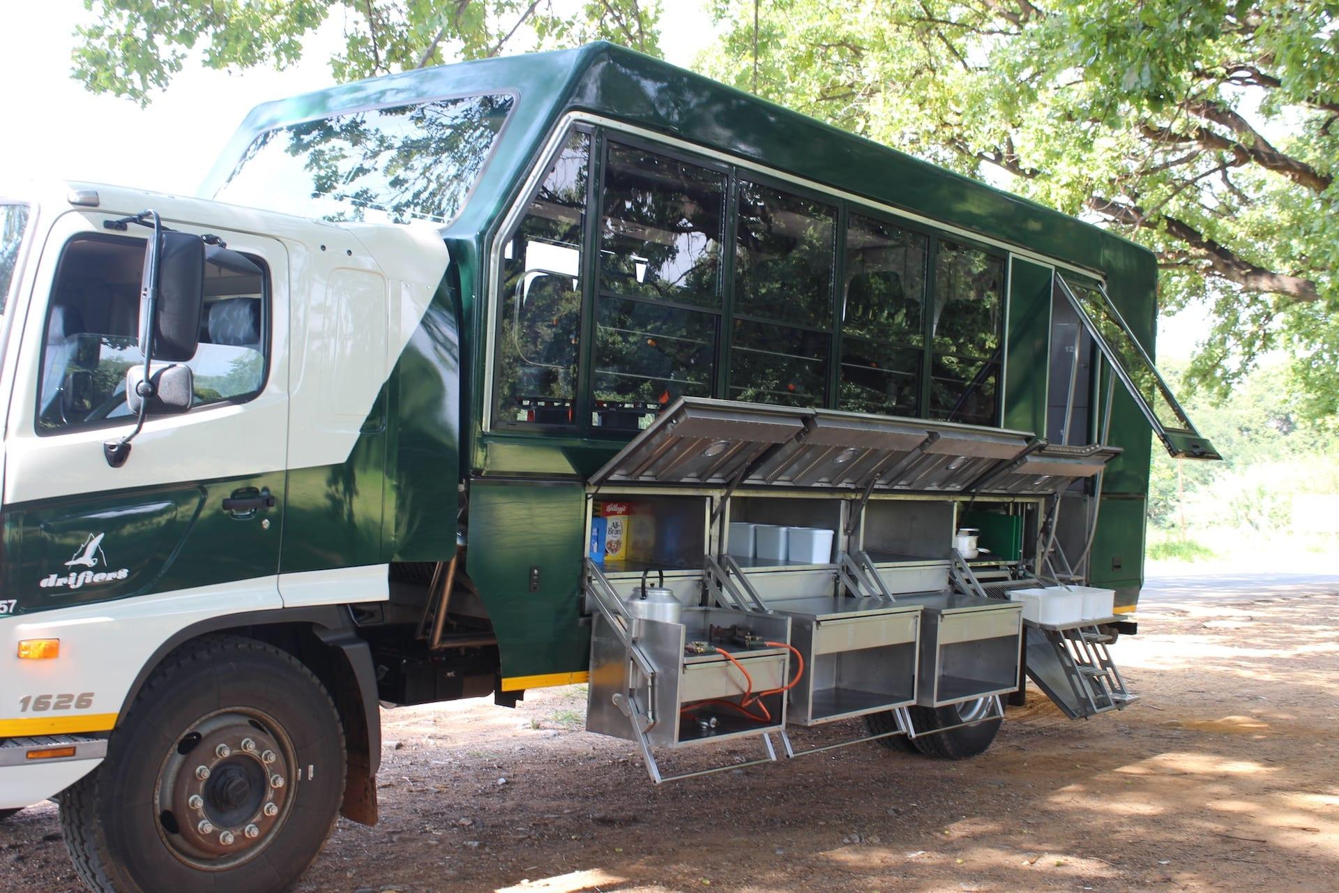 # FOTO - Drifters Truck