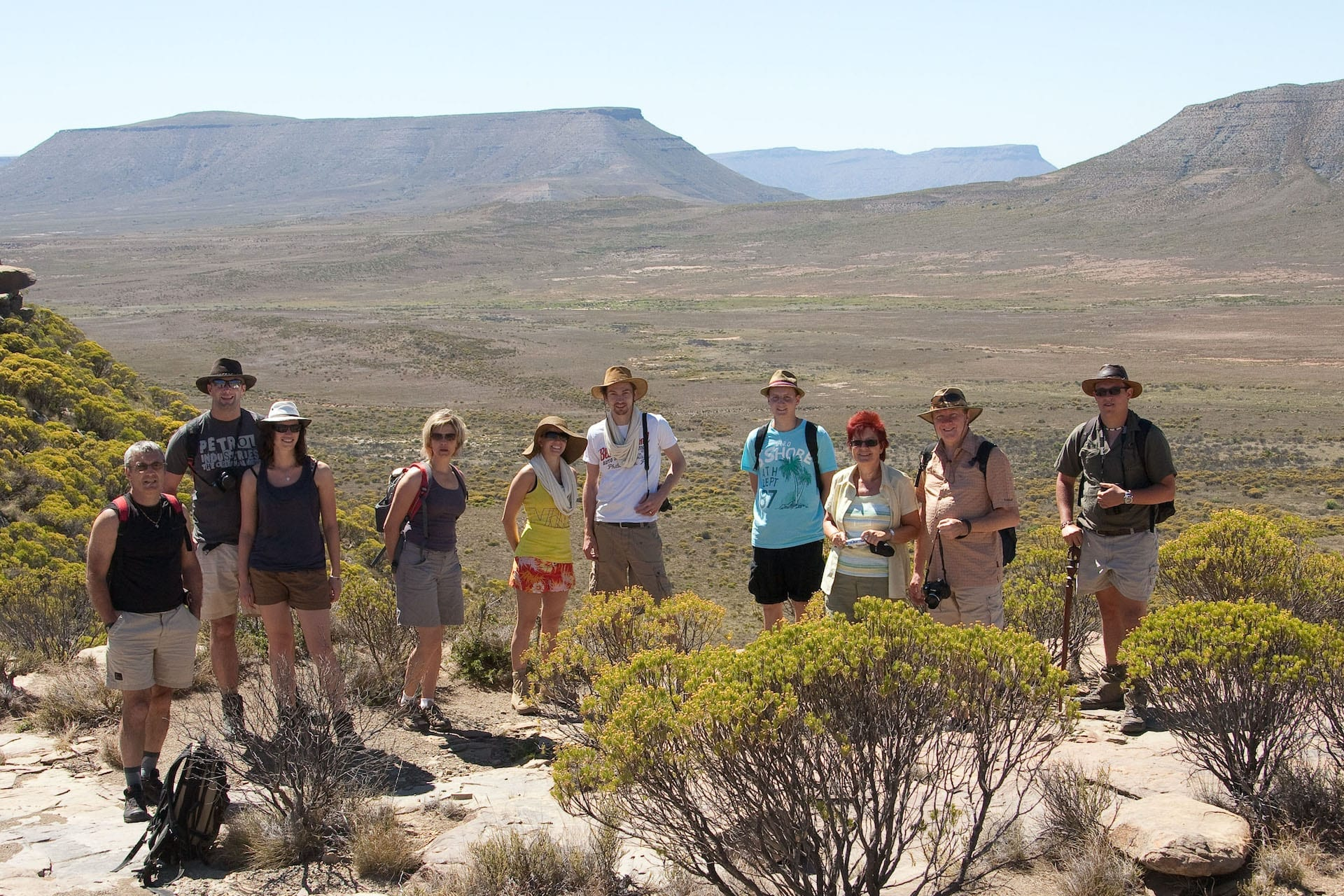 # FOTO - Guided Walk in Karoo 2 kopie