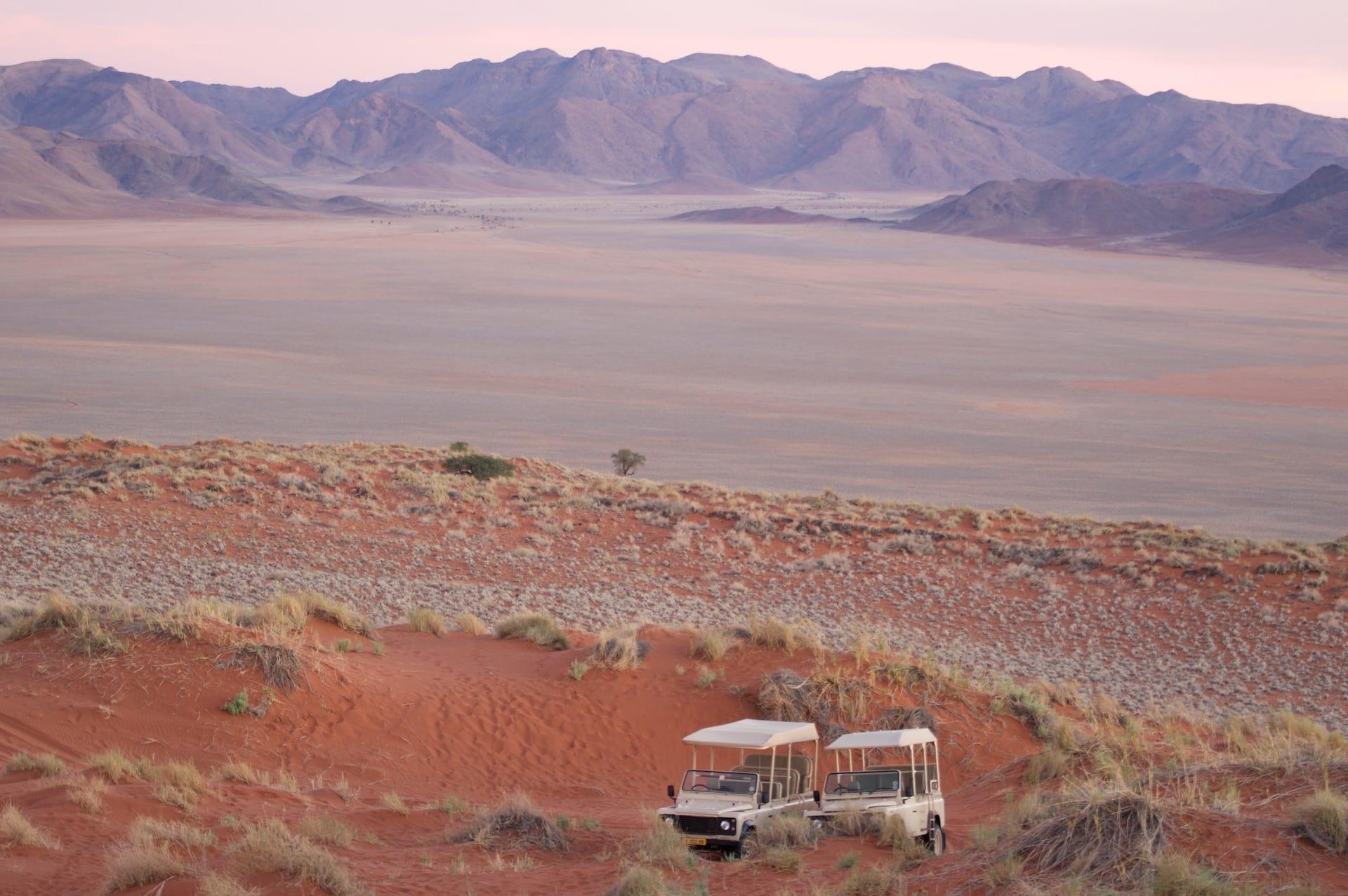# FOTO - NAM - Wolwedans jeeps landscape 2015