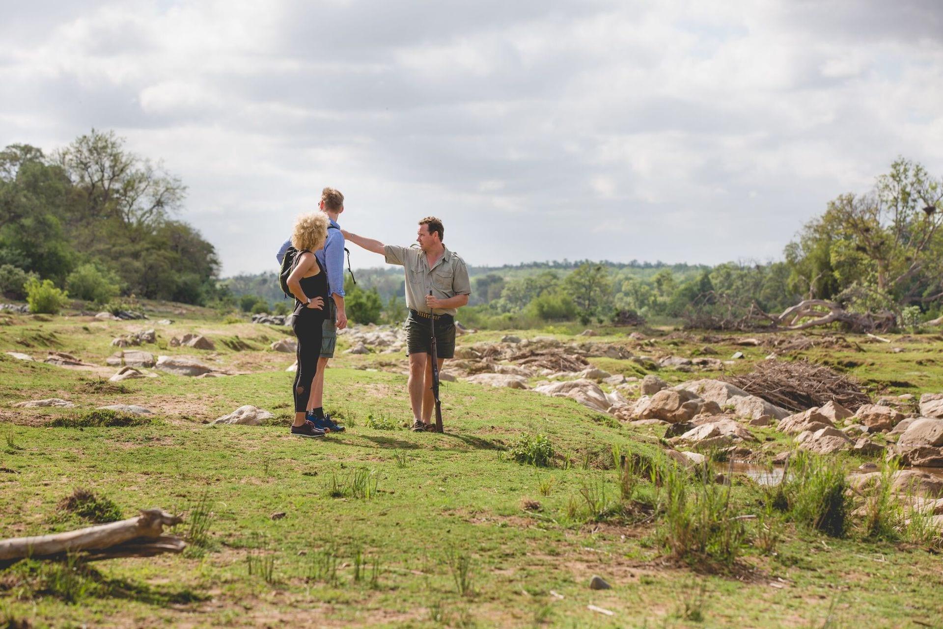 # FOTO - Sefapane Lodge Wandel Safari