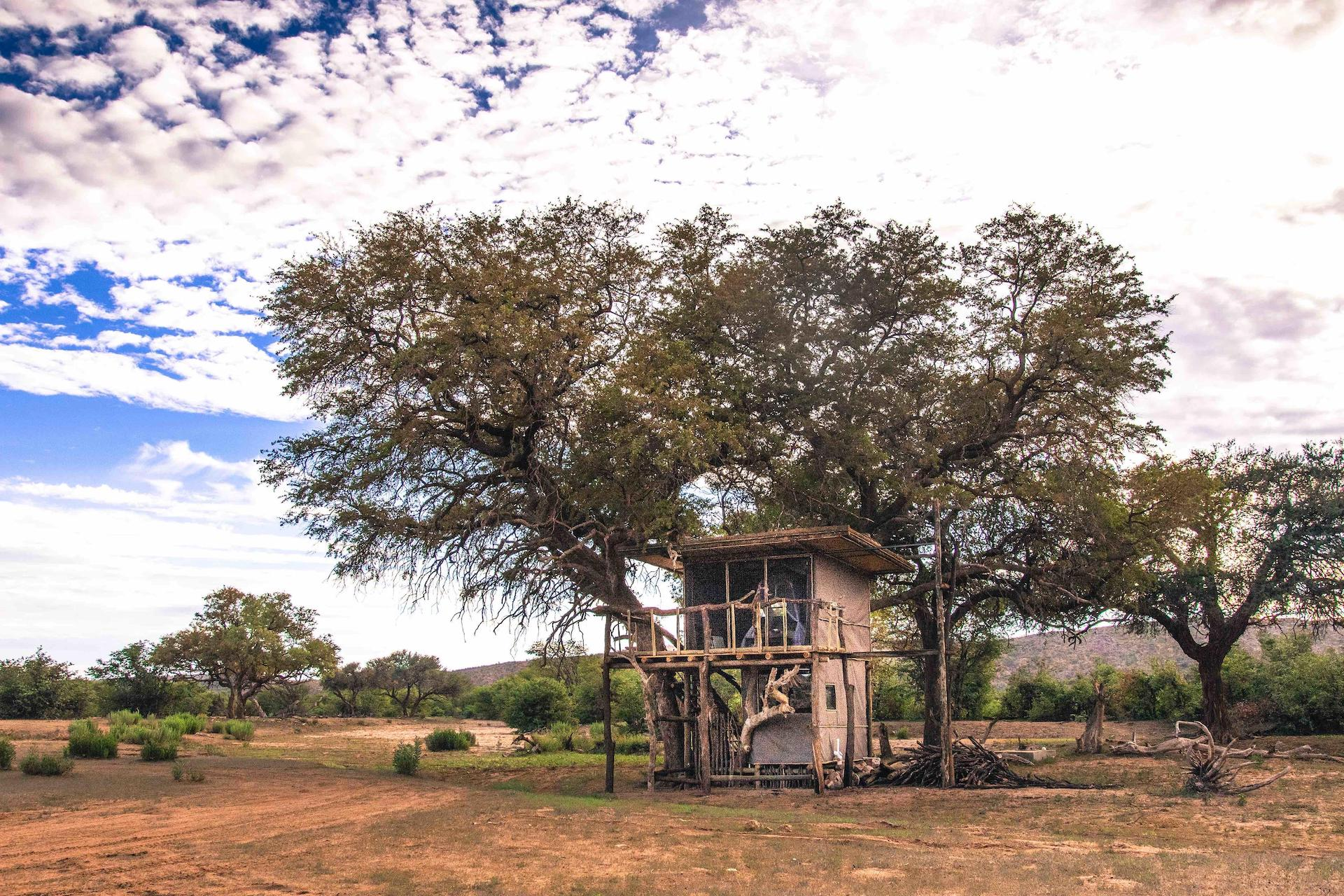 # FOTO - The Hobatere Tree House