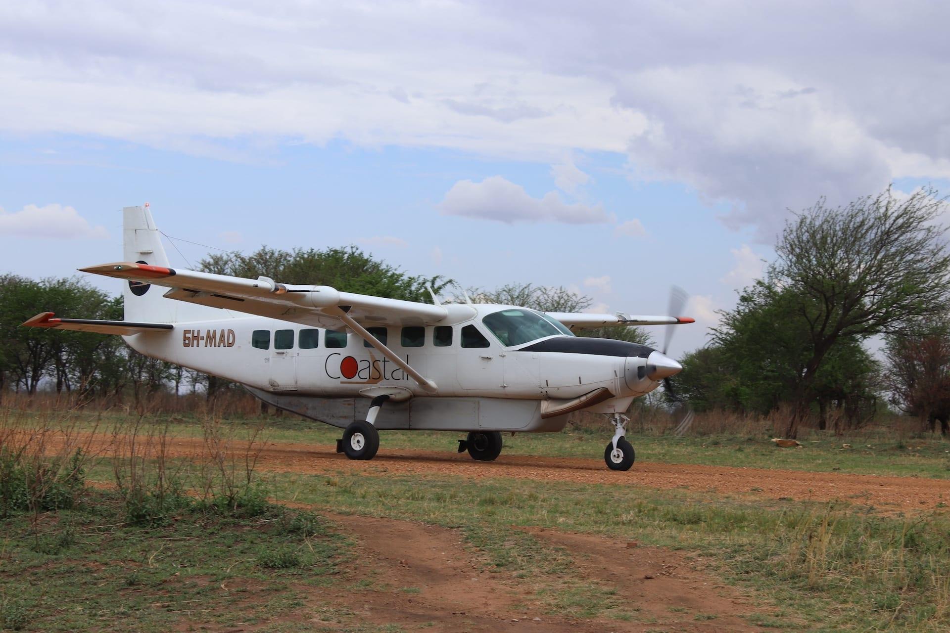 # FOTO - landing in de bush - IMG_2102