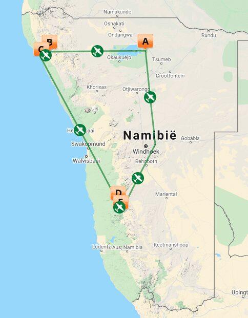 # MAP NAM 2