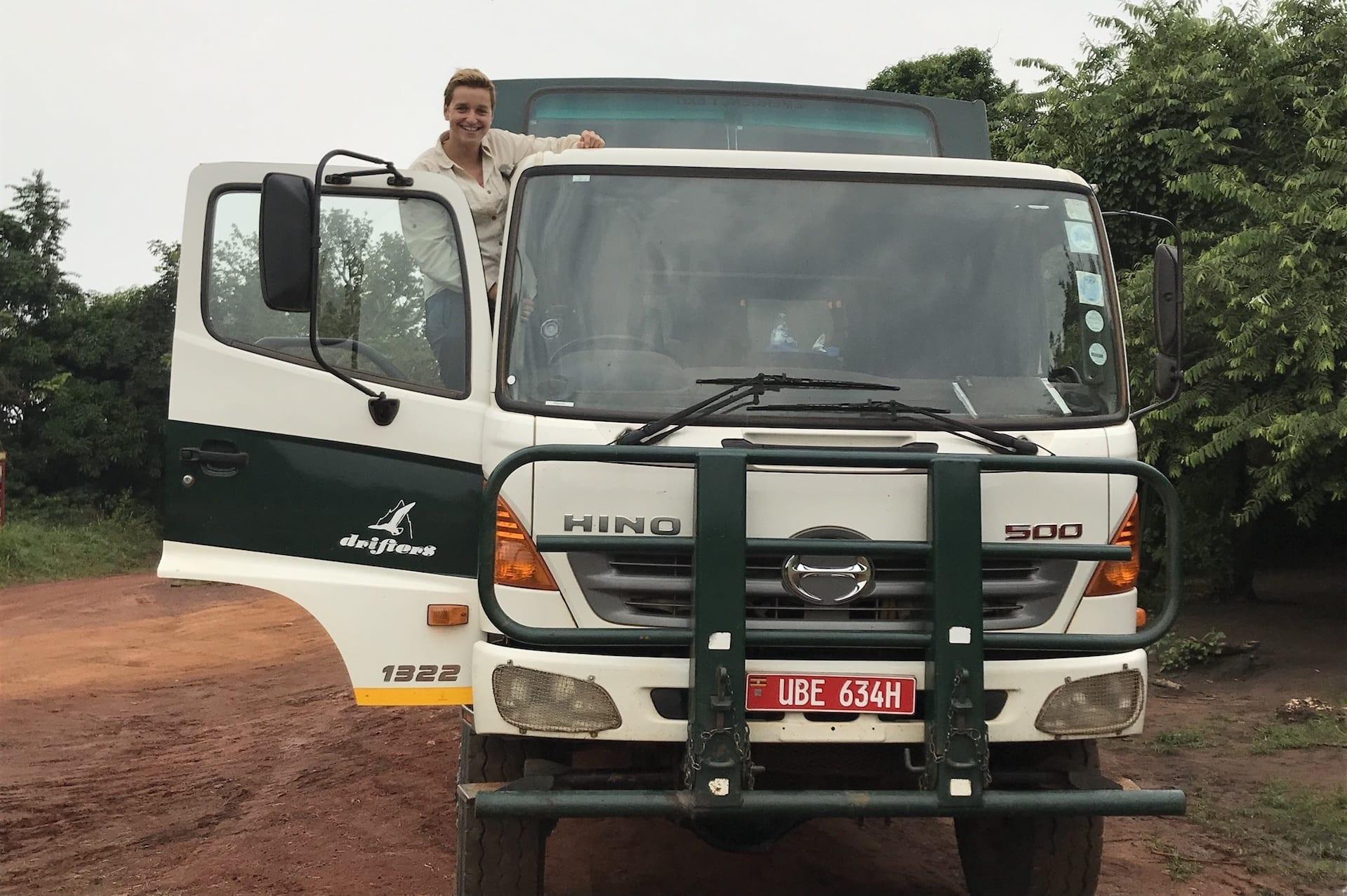 Oeganda - lein met truck - IMG_2622