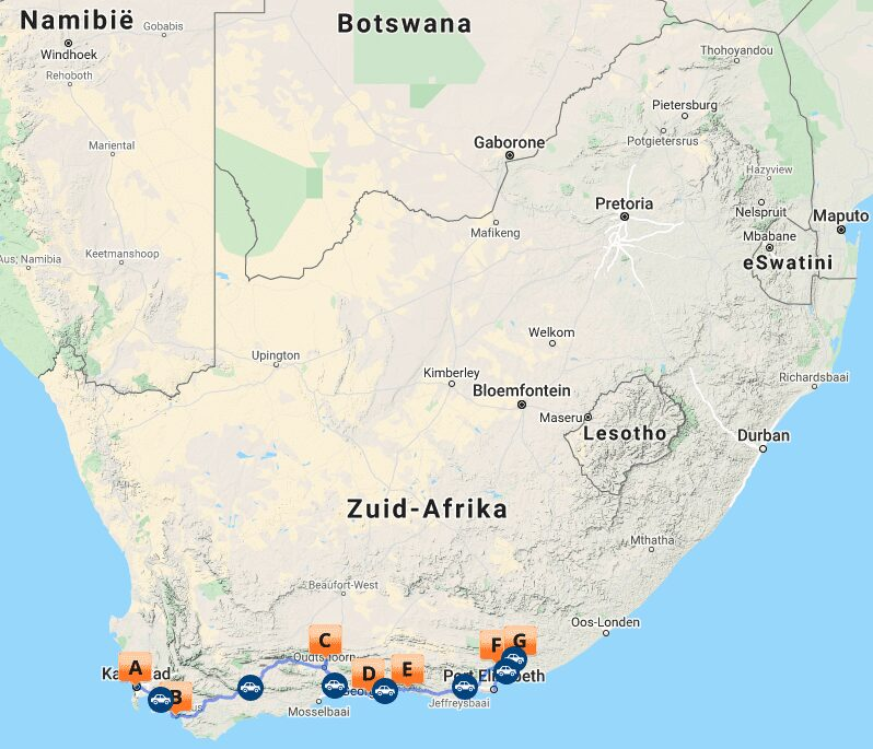 # ZA 5 MAP
