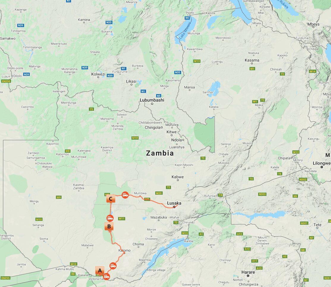 ZAM 2 MAP